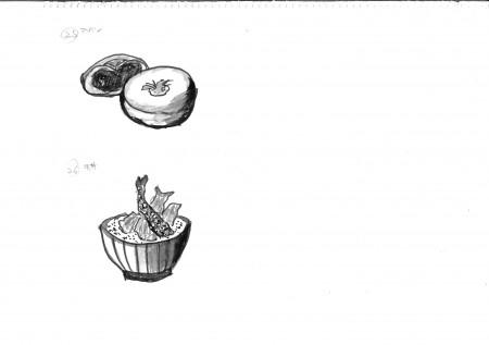 食べもの事始め イラスト26点_ページ_7
