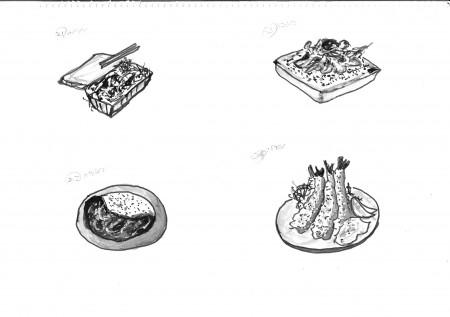 食べもの事始め イラスト26点_ページ_6