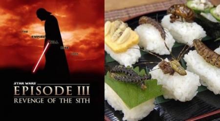 寿司の復習